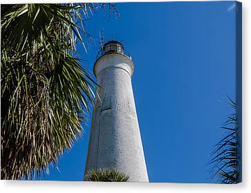 Lighthouse Canvas Print by Don L Williams