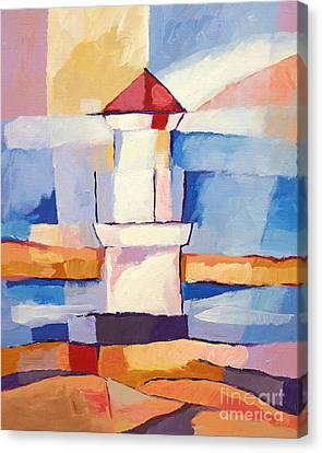 Lighthouse Canvas Print by Lutz Baar