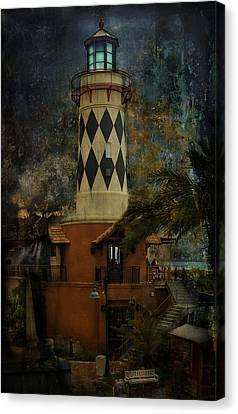 Lighthouse Canvas Print by Mario Celzner