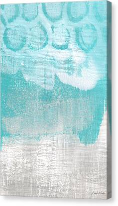 Like A Prayer- Abstract Painting Canvas Print by Linda Woods