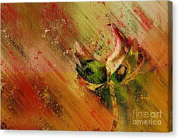 Lily My Lovely - S23ad Canvas Print by Variance Collections