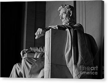 Lincoln Canvas Print by Shishir Sathe