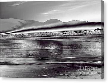 Liquid Metal Canvas Print by Jon Burch Photography