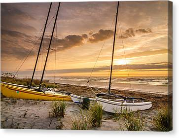Living Simply Canvas Print by Steve DuPree