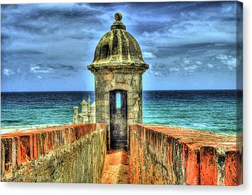 Look Out Canvas Print by Dado Molina