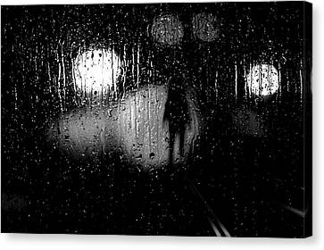 Looking For A Ride Canvas Print by Bob Orsillo