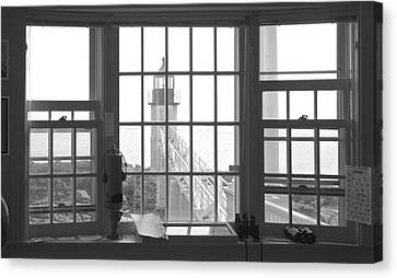 Looking Out Canvas Print by Mike McGlothlen
