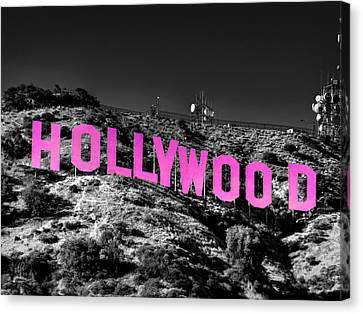Los Angeles 016 C Canvas Print by Lance Vaughn