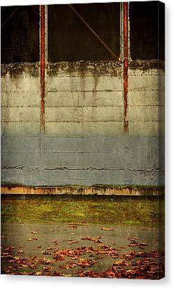 Lost And Empty Canvas Print by Patricia Strand