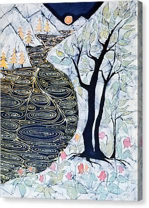 Lothlorien  Canvas Print by Carol Law Conklin