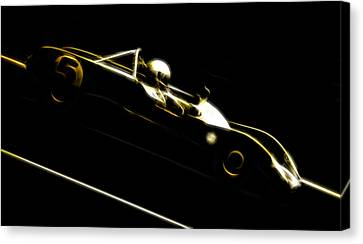 Lotus 23b Racer Canvas Print by Phil 'motography' Clark