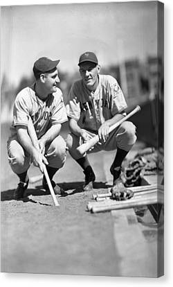 New York Yankees  Canvas Print by Retro Images Archive