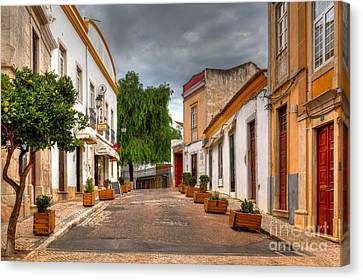Loule Canvas Print by English Landscapes