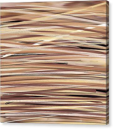 Love For Browns Canvas Print by Lourry Legarde