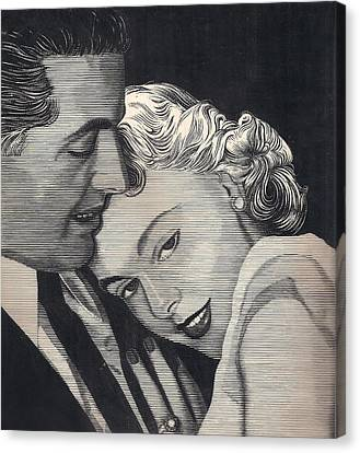 Love Canvas Print by Tulsidas Tilwe