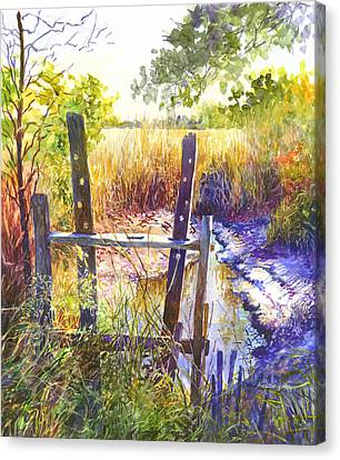 Lowcountry Legacy Canvas Print by Alice Grimsley