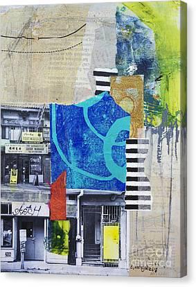 Lucky Canvas Print by Elena Nosyreva