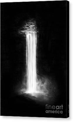 Luminous Waters II Canvas Print by Michele Steffey
