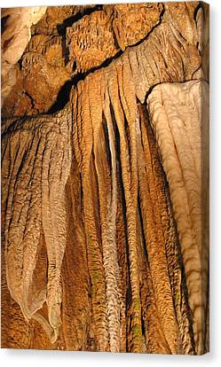 Luray Caverns - 1212107 Canvas Print by DC Photographer