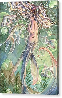 Lusinga Canvas Print by Sara Burrier