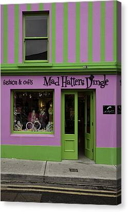 Mad Hatters Dingle Canvas Print by Ruben Vicente