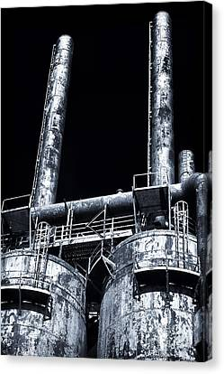 Made In The Usa Canvas Print by John Rizzuto