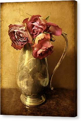 Madeira Roses Canvas Print by Jessica Jenney