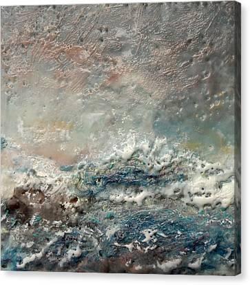Mahlers Crescendo Canvas Print by Victoria Primicias