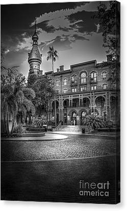 Main Entry Canvas Print by Marvin Spates