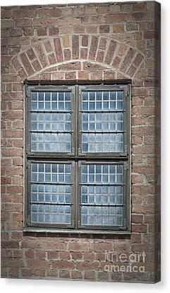 Malmohus Window Canvas Print by Antony McAulay
