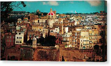 Malta Canvas Print by Christo Christov