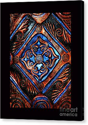 Mandala Canvas Print by Susanne Still
