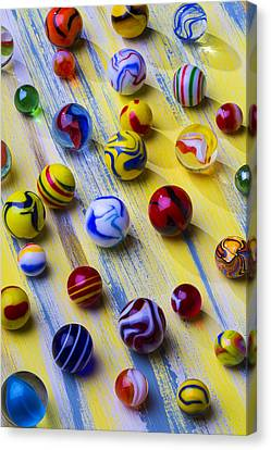 Marble Still Life Canvas Print by Garry Gay