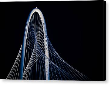Margaret Hunt Hill Bridge Canvas Print by Darryl Dalton