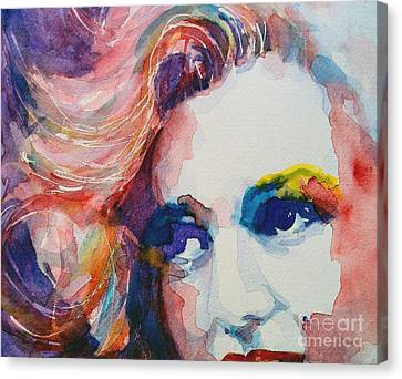 Marilyn No11 Canvas Print by Paul Lovering