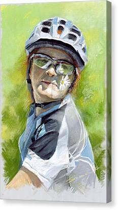 Marina Canvas Print by Yuriy Shevchuk