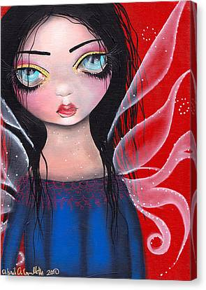 Marla Canvas Print by  Abril Andrade Griffith