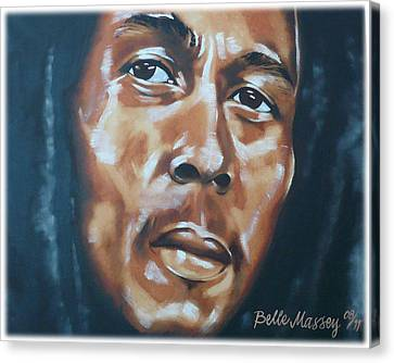 Marley Canvas Print by Belle Massey