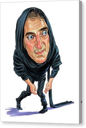 Marty Feldman As Igor Canvas Print by Art