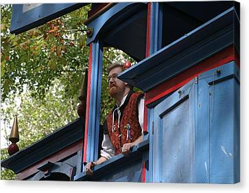 Maryland Renaissance Festival - Mike Rose - 12124 Canvas Print by DC Photographer