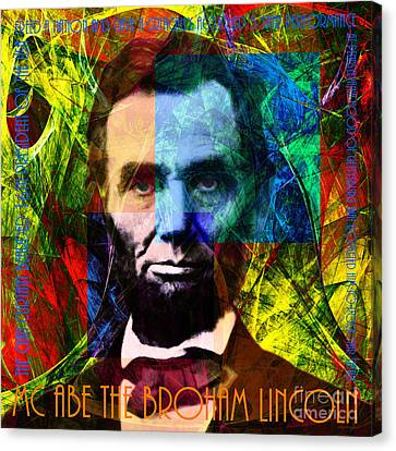 Mc Abe The Broham Lincoln 20140217p28 Canvas Print by Wingsdomain Art and Photography