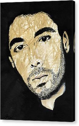 MCA Canvas Print by Gordon Dean II