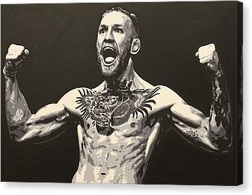 Mcgregor Canvas Print by Geo Thomson