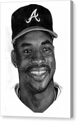 Mcgriff Canvas Print by Harry West