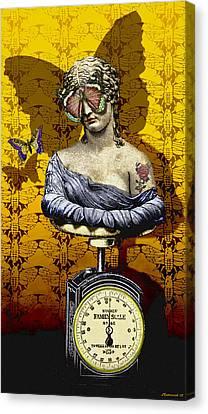 Metamorphosis Canvas Print by Larry Butterworth