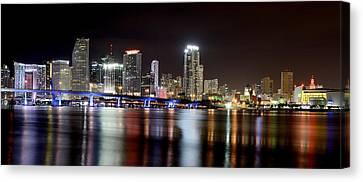 Miami - Florida  Canvas Print by Brendan Reals
