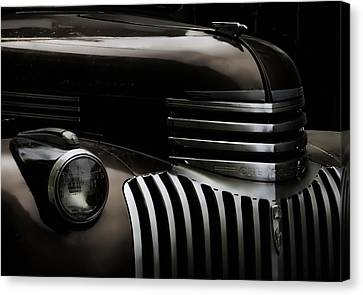 Midnight Grille Canvas Print by Ken Smith