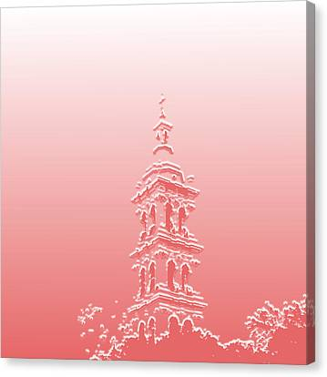 Minaret  Canvas Print by Art Spectrum