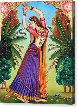 Miniature Canvas Print by Mayur Sharma