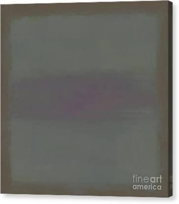 Mint Clove Canvas Print by Lonnie Christopher